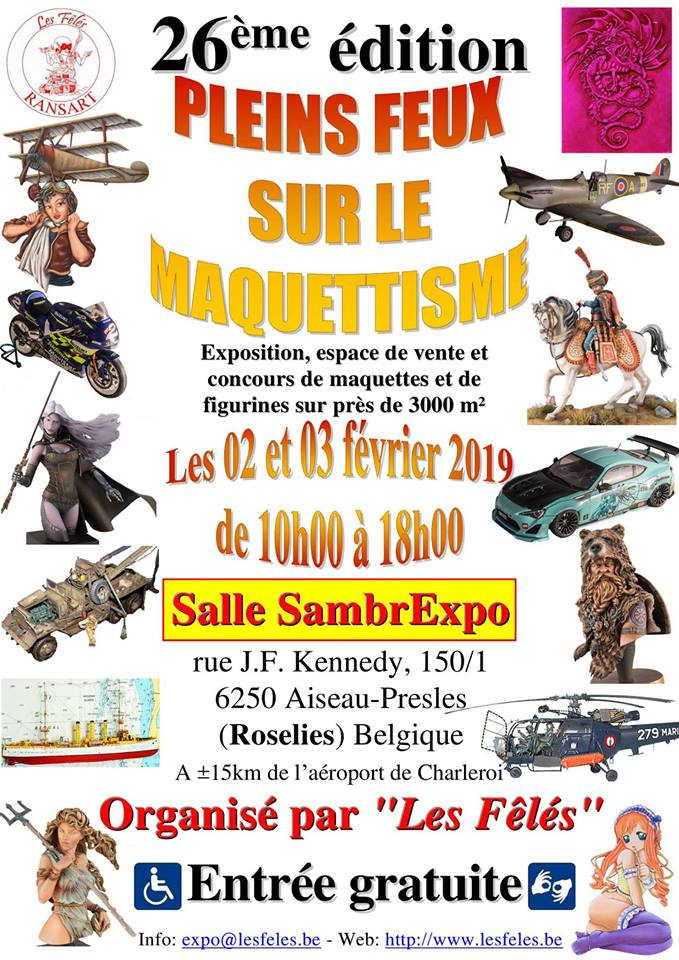 Affiche ROSELIES 2019